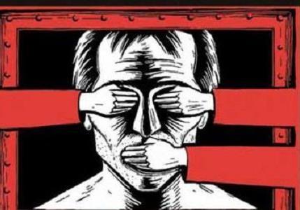 Тоталитаризм: ответ режима для настоящей оппозиции.