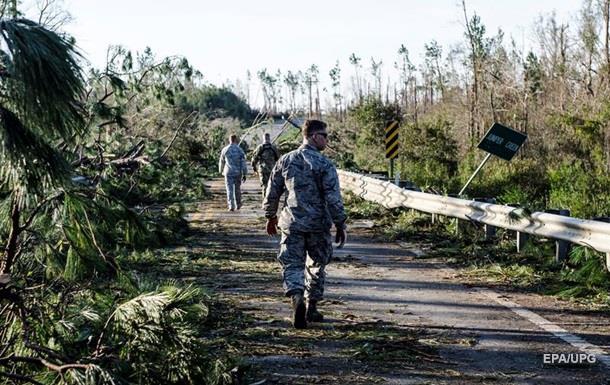 У США кількість жертв урагану Майкл досягла 33 осіб