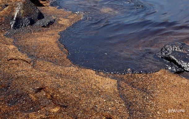 У Чилі стався розлив нафти