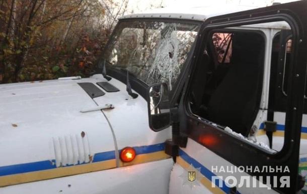 На Ровенщине копатели янтаря атаковали полицию