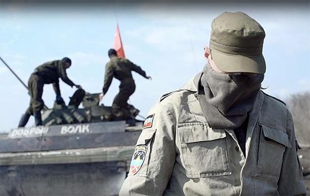 На Донбасі за добу затримано шістьох прихильників сепаратистів
