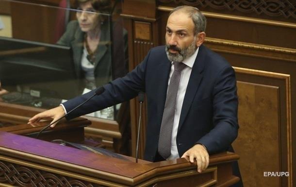 У Вірменії призначили дату виборів прем єр-міністра
