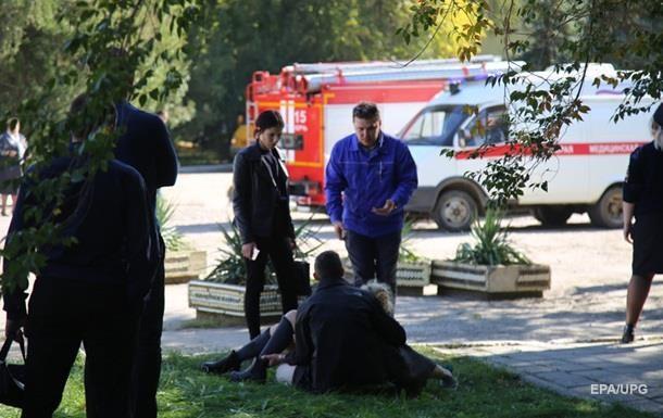 МОЗ РФ: Осколки бомби в Керчі інфіковані