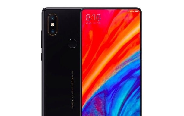 Xiaomi Mi Mix 3: фото