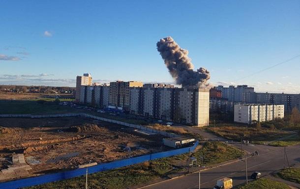 У Росії стався вибух на піротехнічному заводі