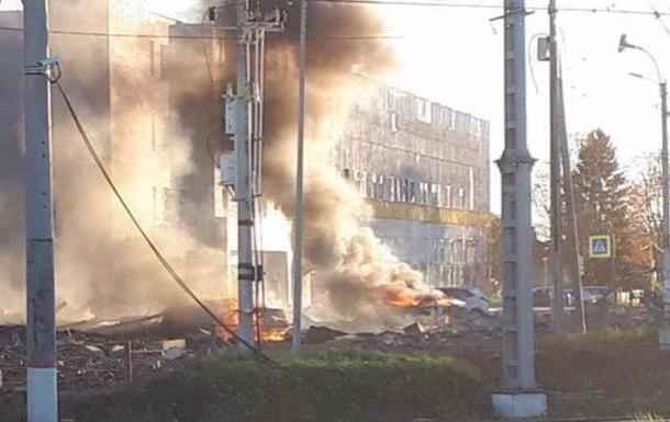 Від вибуху на заводі в Росії загинули двоє людей