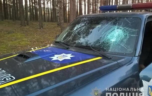 По нападению на полицейских в Ровенской области завели еще два дела