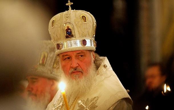 Патриарх Кирилл выступил с обвинениями в адрес Вселенского патриархата
