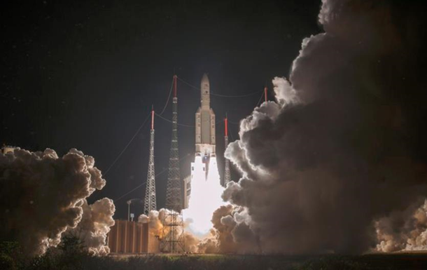 Европейская миссия стартовала к Меркурию