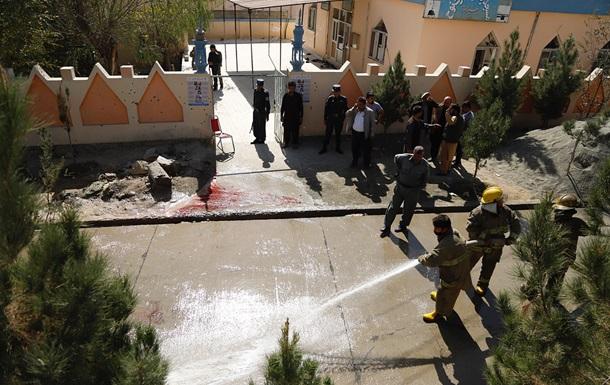 Картинки по запросу Афганистана Кабуле в результате взрывов на избирательных участках