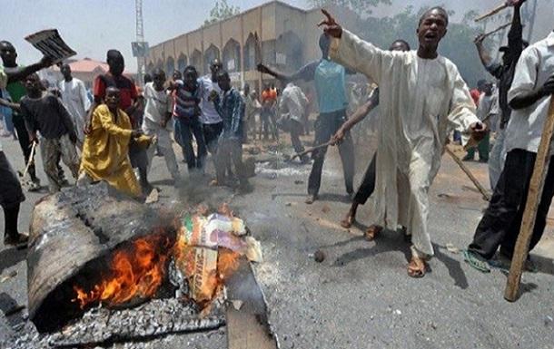 У Нігерії в зіткненнях мусульман і християн загинуло 55 осіб
