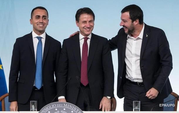 Влада Італії затвердила проект бюджету, попри критику ЄС