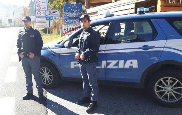 Італія підсилила кордон із Францією через мігрантів