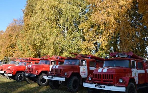 В Україні оголошена висока пожежна небезпека
