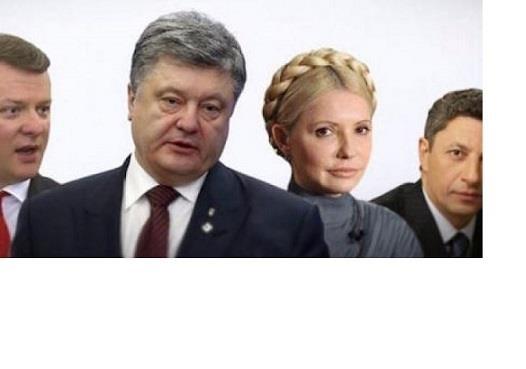 Медиа-рейтинги украинских политиков и политическая повестка дня