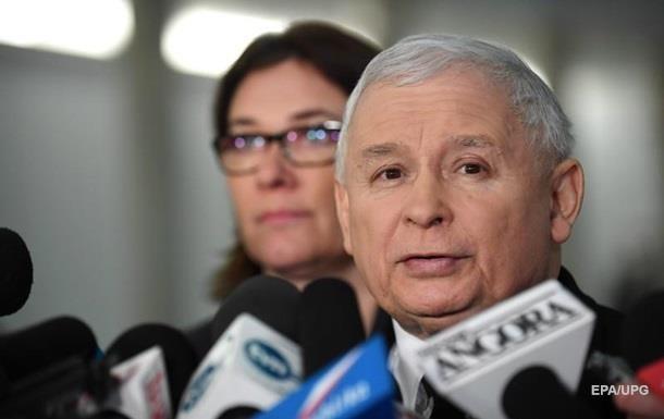 Выборы в Польше: побеждает партия Качиньского