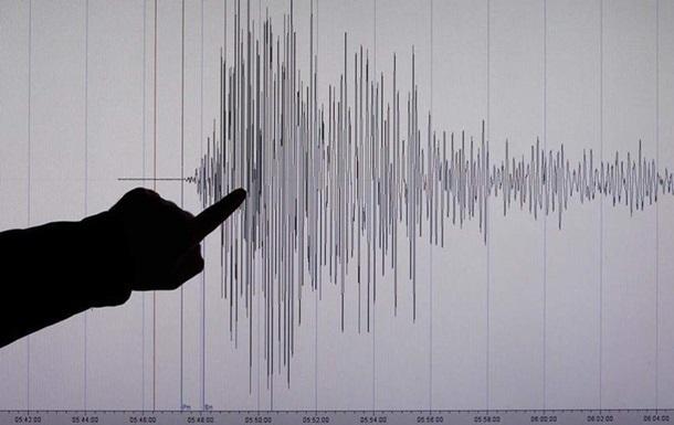 Возле японского острова Хоккайдо произошло землетрясение