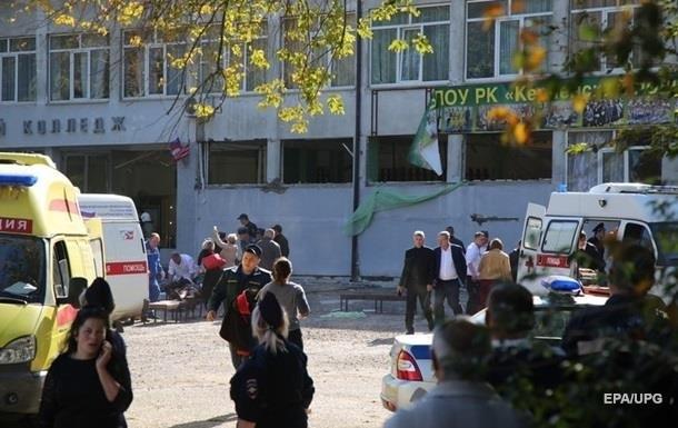 Бійня в Керчі: у Криму скасували режим надзвичайної ситуації