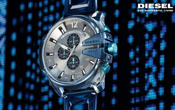 Новая коллекция наручных часов Diesel — модные решения для этой осени