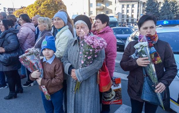 У Житомирі прощалися з Мариною Поплавською