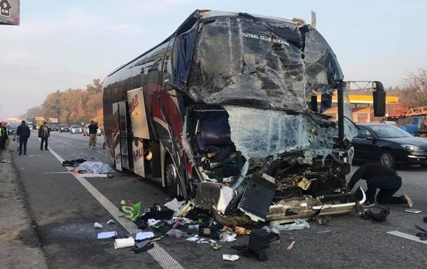 ДТП з акторами Дизель шоу: водій автобуса розповів подробиці