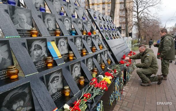 Семьи Героев Небесной Сотни согласны на перенос мемориала - ГПУ