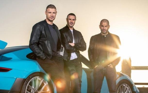 Top Gear: новости