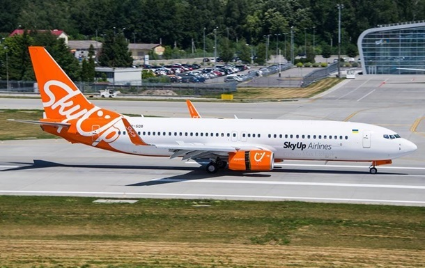 Лоукост SkyUp запустив продаж квитків на рейси з України