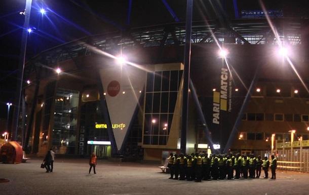 Футбольний матч в Харкові охоронятимуть дві тисячі силовиків