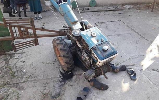 У Тернопільській області чоловік загинув, потрапивши під мотоблок