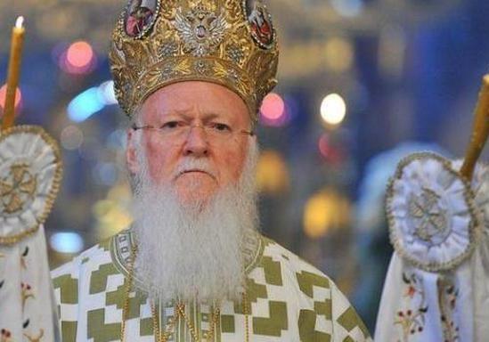 Варфоломей: славяне не могут смириться с первенством нашей нации в православии