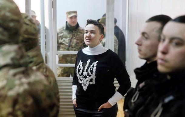 Савченко заявила, что нуждается в двух операциях