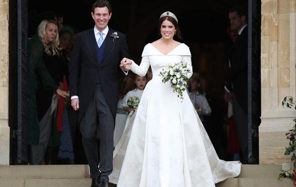 Весілля Принцеси Євгенії та Джека Бруксбанка
