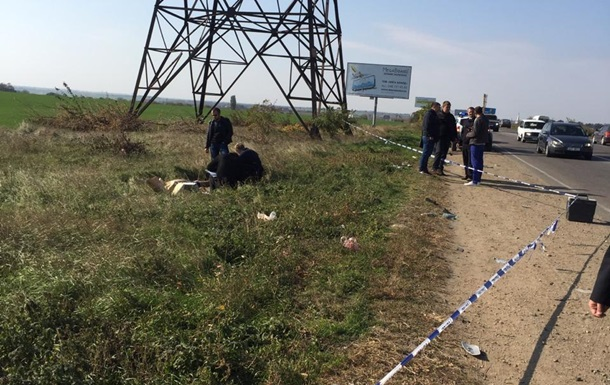 В Одеській області поліцейський збив на смерть пішохода - ЗМІ
