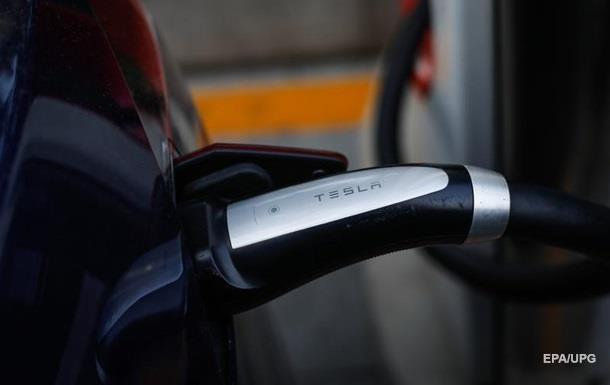 В Украине выросло количество электромобилей