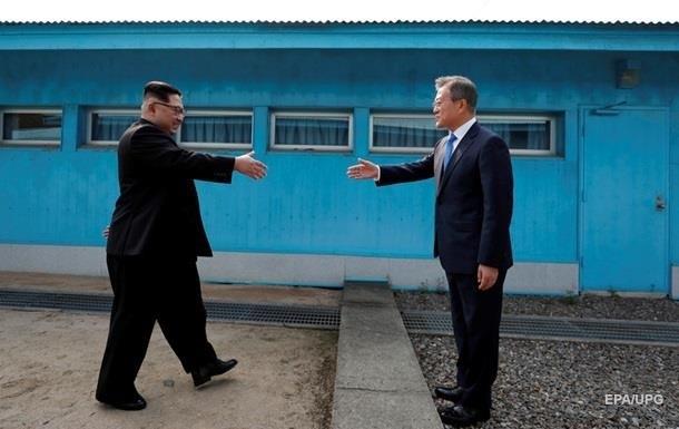 Сеул подписал Пхеньянскую декларацию