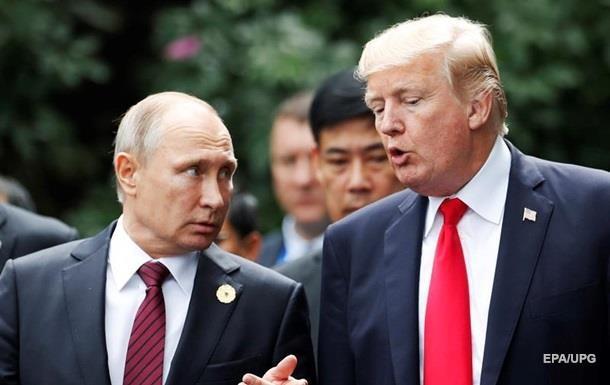 Путин предложил Трампу встретиться в Париже