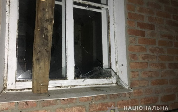 У дворі будинку в Харківській області вибухнув снаряд, є загиблий