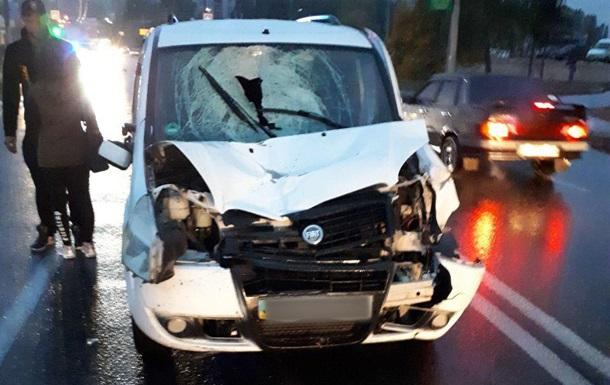 В Харькове в ДТП погибли два пешехода