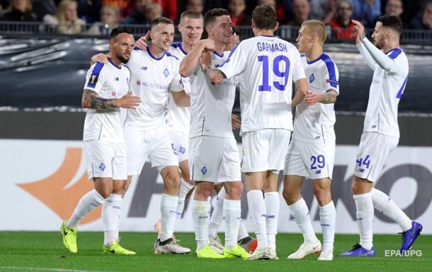 Футбол Ренн - Динамо смотреть онлайн матч