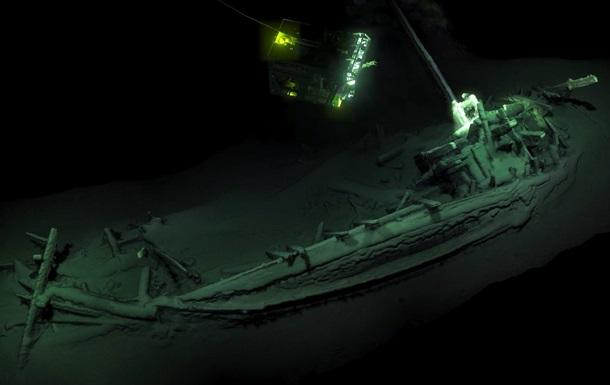 Древнейший корабль. Что нашли на дне Черного моря