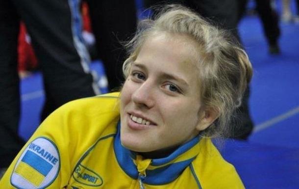 Украинка Черкасова завоевала золото чемпионата мира по спортивной борьбе