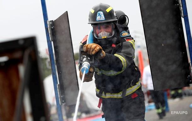 В Германии трое пожарных специально устраивали поджоги