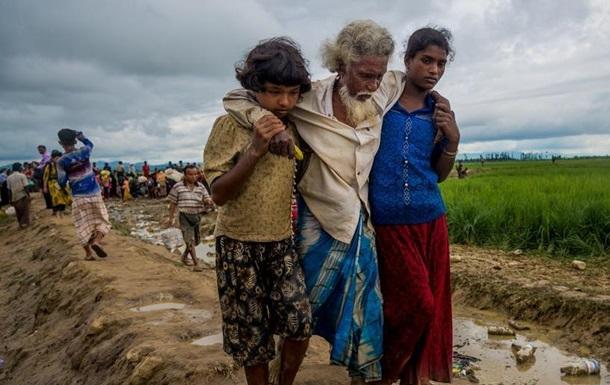 ООН: Геноцид рохінджа у М янмі триває