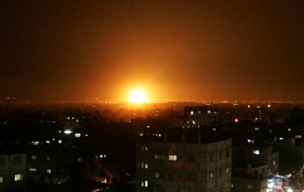 Израиль и сектор Газа обменялись ракетными ударами
