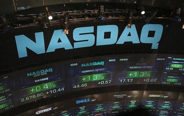 На фондовому ринку США стався різкий обвал