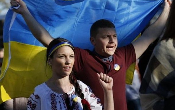 Чувствуют ли украинцы ущемление русского языка. Видеосоцопросы в городах Украины