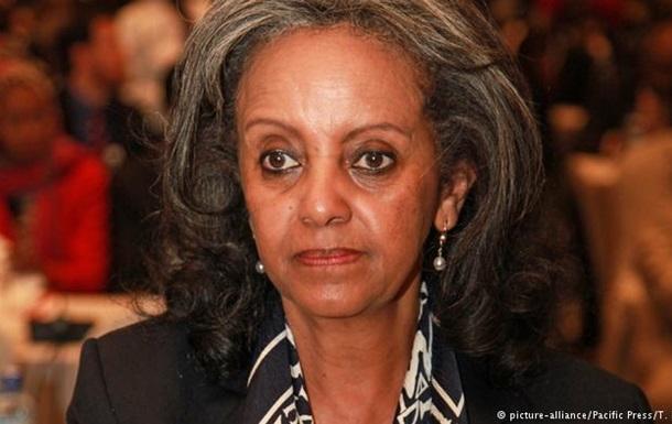 В Ефіопії вперше обрали президентом жінку