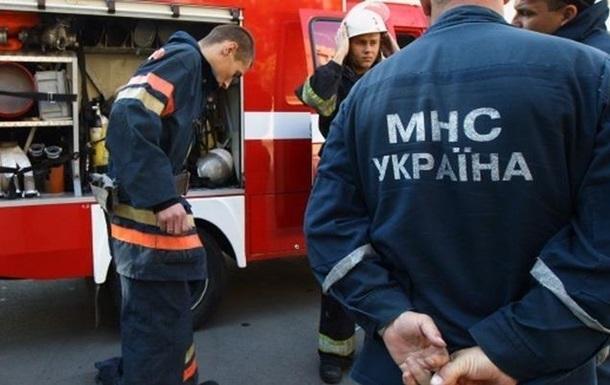 Под Харьковом при пожаре на предприятии погиб человек