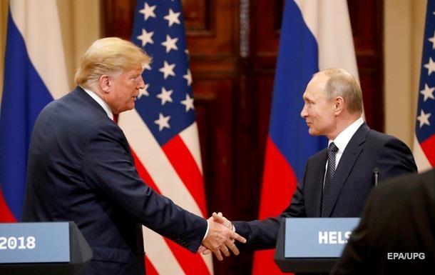 Трамп знову запропонував Путіну відвідати Вашингтон